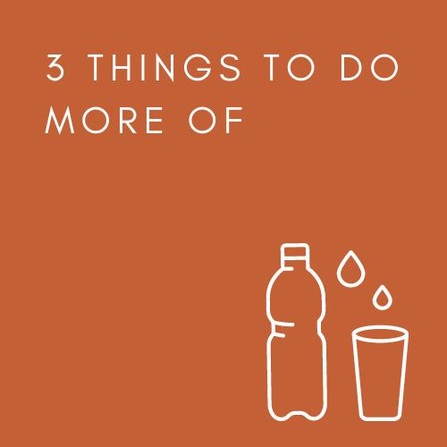 3 THINGS TO DO MOREOF